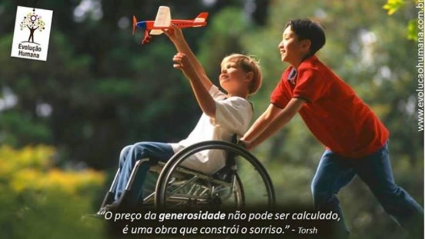 """GENEROSIDADE – uma história sobre desapego, sucesso e """"fazer a diferença"""""""