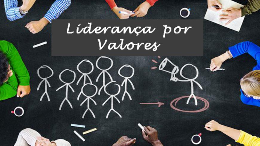 Liderança orientada para Valores pratica Feedback e Coaching também por Valores