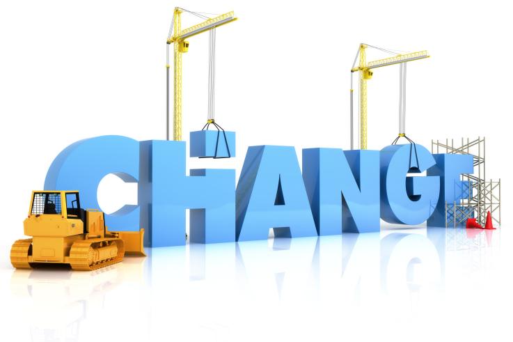 Organizações mudam, processos mudam, pessoas mudam. TUDO MUDA! E você?
