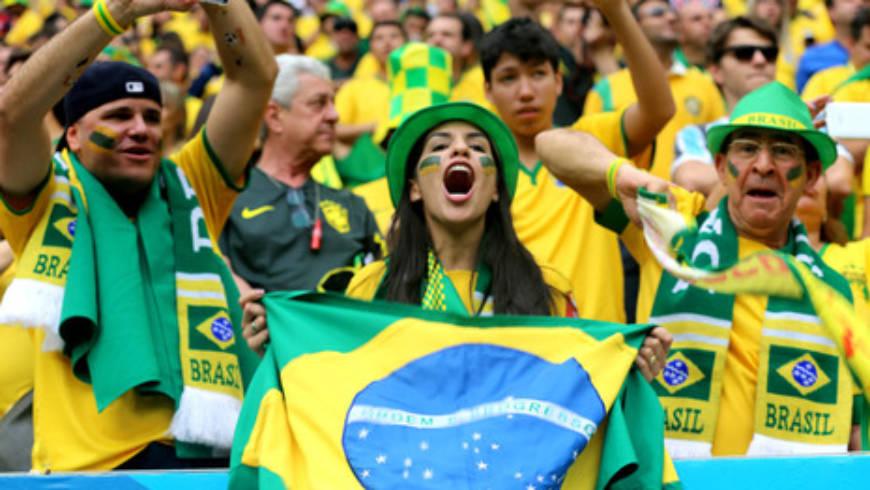 O BRASIL é Bom. Ou melhor, o BRASIL é Amazing!