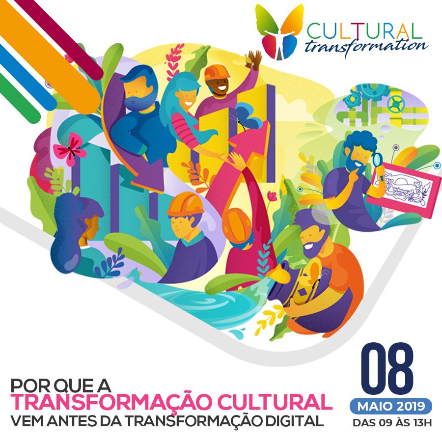 Por que a Transformação Cultural vem antes da Transformação Digital
