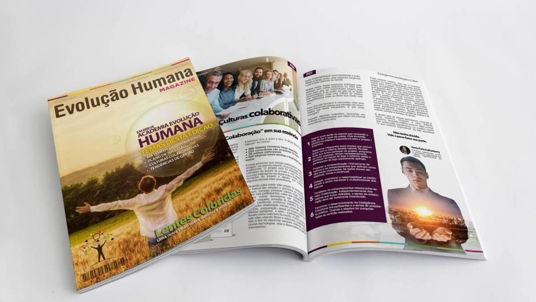 Evolução Humana Magazine – edição 01