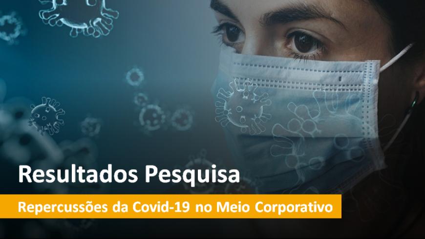 Resultados Pesquisa – Repercussões da Covid-19 no Meio Corporativo